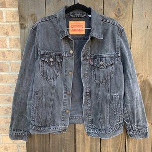 Levi's Women's Stonewashed Denim Jacket Medium